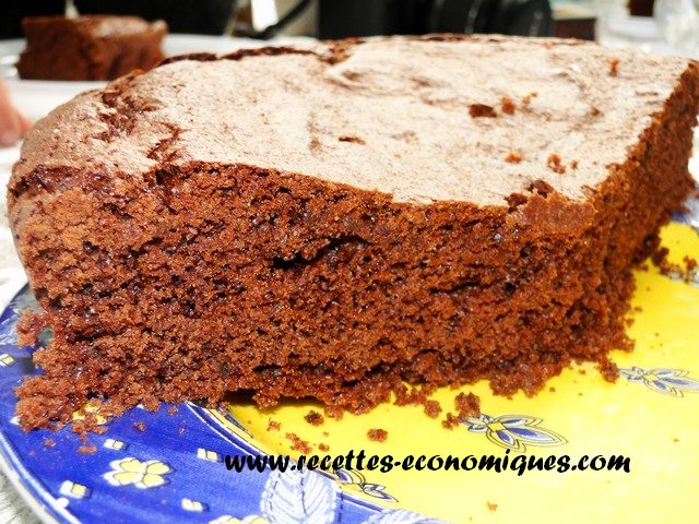 ma recette de gateau au chocolat au thermomix tm31. Black Bedroom Furniture Sets. Home Design Ideas