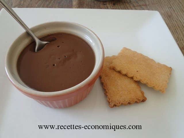 recette de la cr me dessert danette au thermomix et au. Black Bedroom Furniture Sets. Home Design Ideas