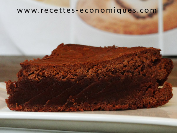 gateau brownie au nutella et avec le thermomix. Black Bedroom Furniture Sets. Home Design Ideas