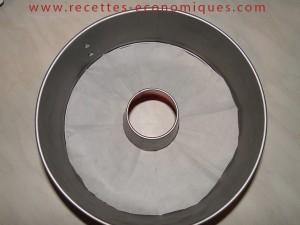 pliage papier cuisson