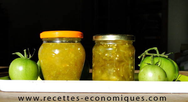 CONFITURE TOMATES VERTES THERMOMIX (4)