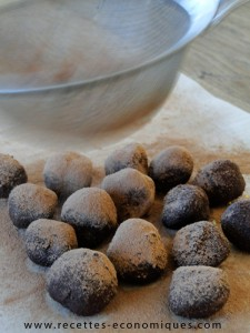 truffes thermomix