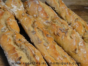 pain sans petrissage baguettes magiques (2)