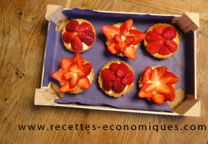 tarte friases