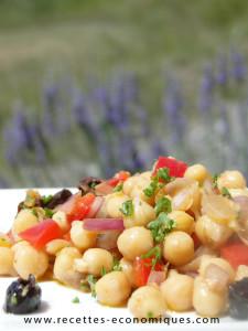 recette salade pois chiche (1)