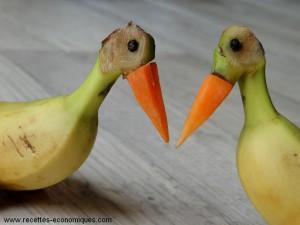 canard banane1