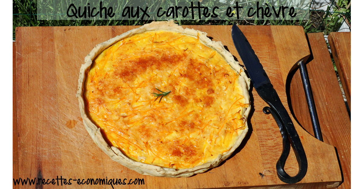 interesting recette faite au robot thermomix mais sans a marche aussiu cette quiche aux carottes. Black Bedroom Furniture Sets. Home Design Ideas