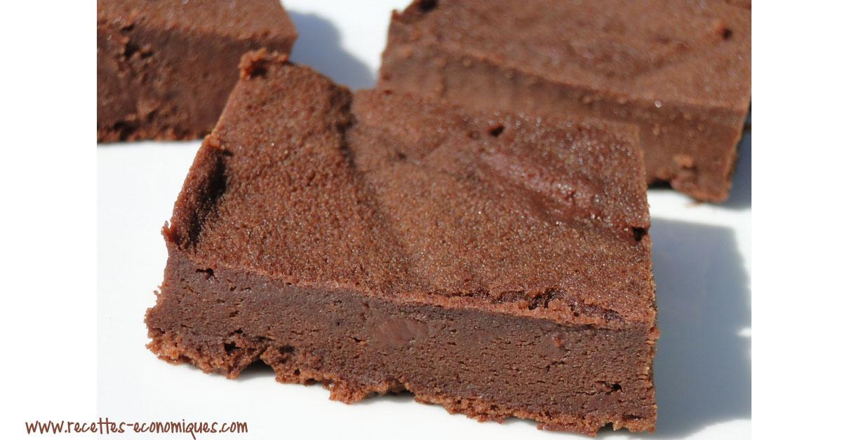 Gateau Au Chocolat Hyper Fondant Au Mascarpone Recettes De Cuisine