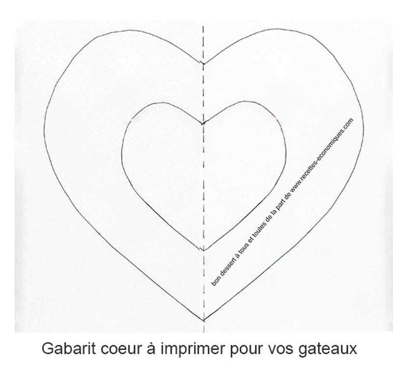 Gabarit Coeur à Imprimer Recettes De Cuisine Avec Thermomix Ou Pas