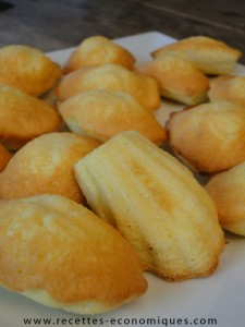 madeleines thermomix