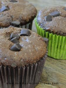 muffins chocolat thermomix 2