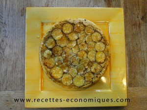 tatin courgettes miel (2)